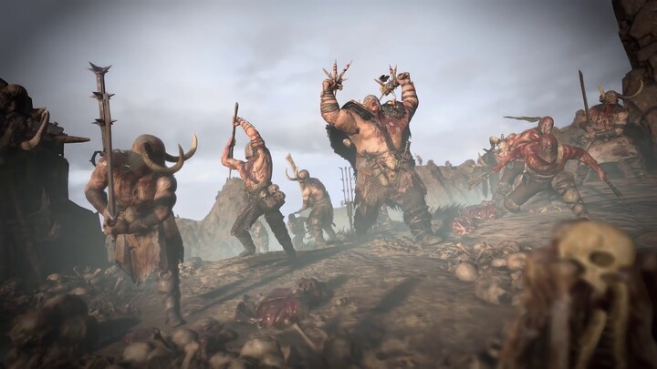 Aperçu des cannibales de Diablo IV