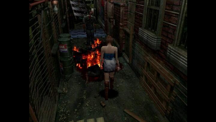 Vidéo comparative entre Resident Evil 3 1999 (PS3) et 2020 (PS4 Pro)