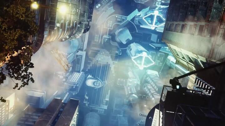 Première bande-annonce de Marvel Futur Revolution