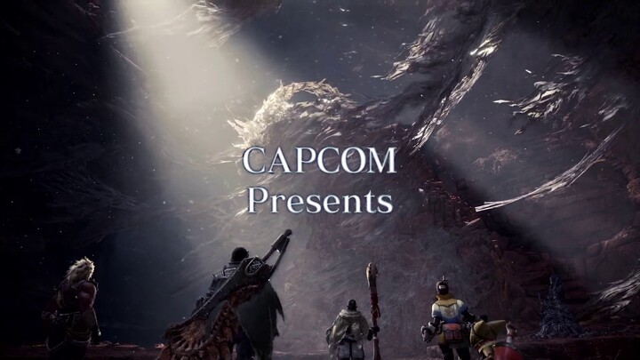"Bande-annonce ""La Traque du Safi'jiiva"" de Monster Hunter World: Iceborne"
