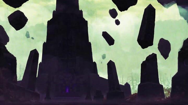 "Bande-annonce de l'extension ""Dark Sorcery"" de Legends of Aria"