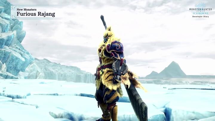Capcom détaille le contenu de la 3ème mise à jour de Monster Hunter World: Iceborne