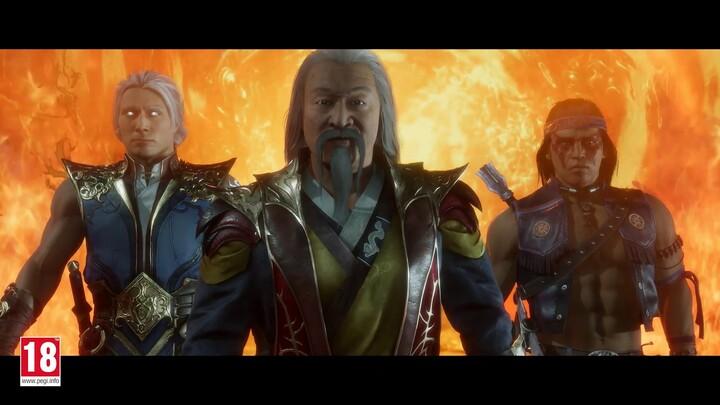Mortal Kombat 11: Aftermath se dévoile en vidéo