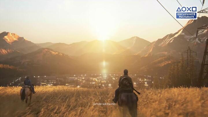 Bande-annonce de l'histoire de The Last of Us Part II