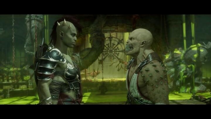 Bande-annonce de l'histoire de Mortal Kombat 11: Aftermath