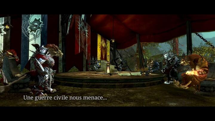 Bande-annonce de l'épisode « Pas de quartier » de Guild Wars 2