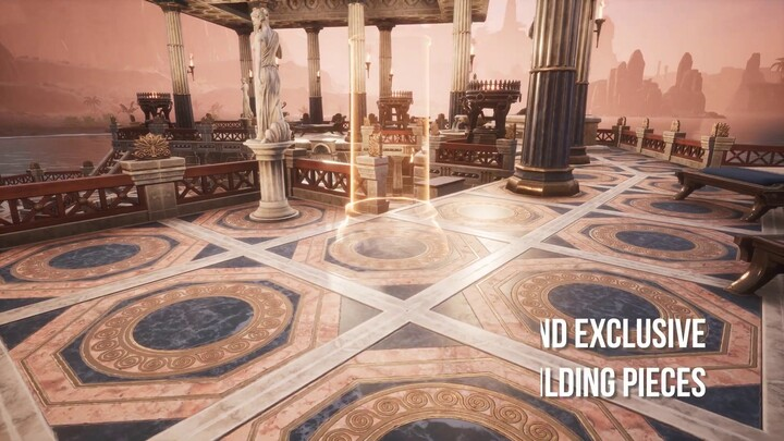"Le DLC ""Architects of Argos"" de Conan Exiles est déployé"