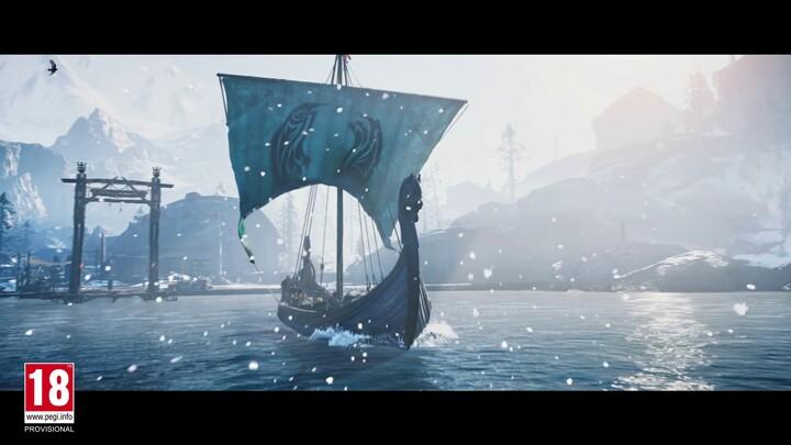 Premier aperçu du gameplay d'Assassin's Creed Valhalla