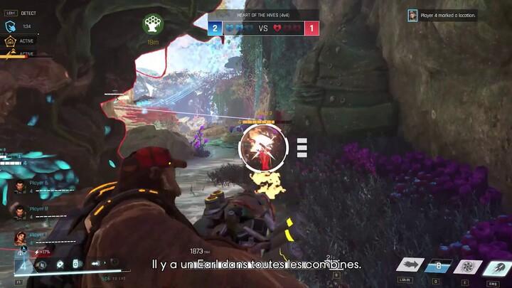 Aperçu du gameplay d'Earl, le colosse de Crucible (VOSTFR)