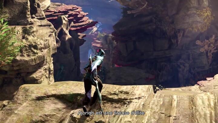 Aperçu du gameplay d'Ajonah, la pillarde de Crucible (VOSTFR)