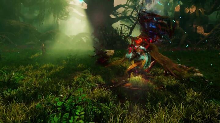 Aperçu du Spriggan du MMORPG New World