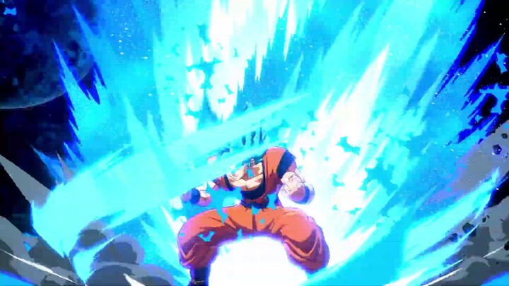Bande-annonce de lancement de Goku Ultra Instinct dans Dragon Ball FighterZ