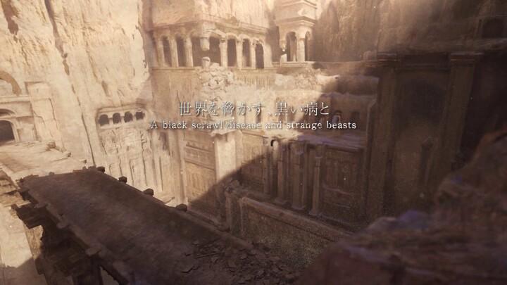 Premier teaser de NieR Replicant, la version remasterisée de NieR
