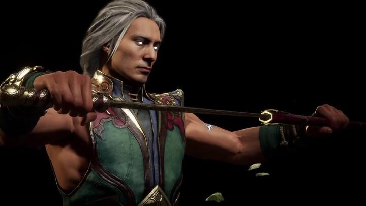 Aperçu de Fujin dans Mortal Kombat 11: Aftermath