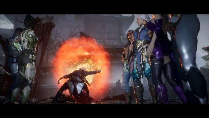Bande-annonce de lancement de Mortal Kombat 11: Aftermath