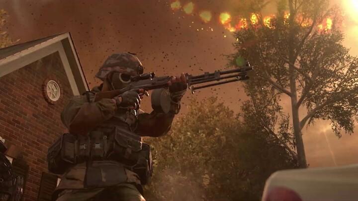 Bande-annonce de lancement de Call of Duty: Modern Warfare 2 Campagne remasterisée