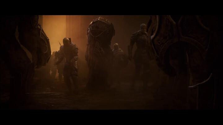Bande-annonce cinématique de The Elder Scrolls Online: Greymoor - Le Coeur noir de Skyrim