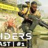 Transmissions d'Outriders : aperçu du gameplay de la Première Cité