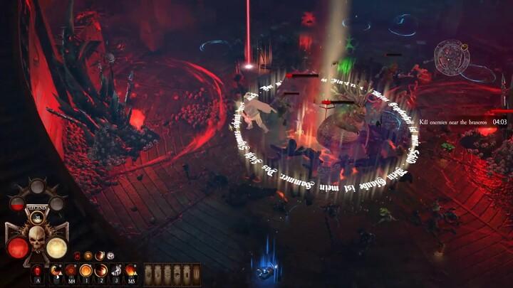 Mise à jour majeure : la Tour du Chaos ouvre ses portes dans Warhammer Chaosbane
