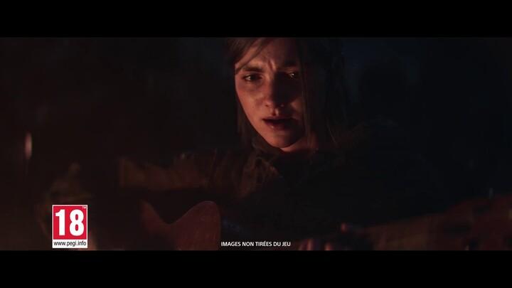 Version longue de la publicité de The Last of Us Part II