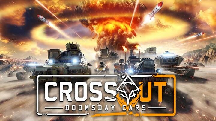 """Présentation de la mise à jour """"Doomsday cars"""" de Crossout"""