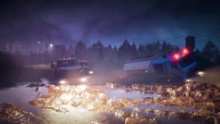 SnowRunner esquisse sa première mise à jour gratuite, The Rift