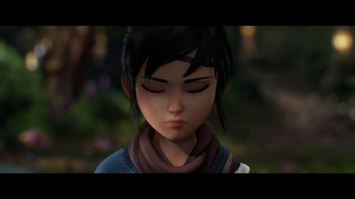 Stream PlayStation 5 - Première bande-annonce du jeu d'aventure / action Kena: Bridge of Spirits