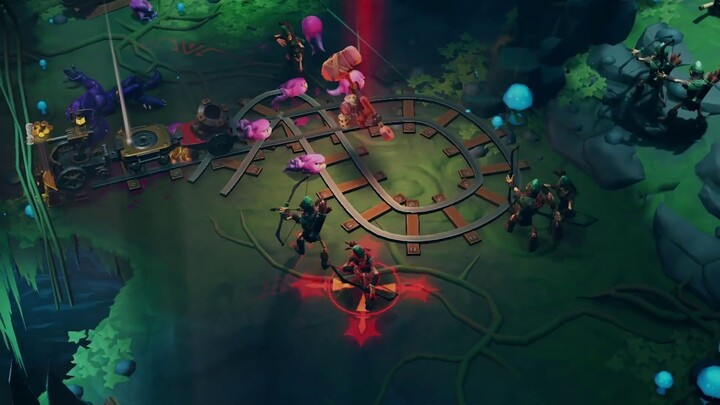 PC Gaming Show 2020 - Torchlight 3 lance son accès anticipé