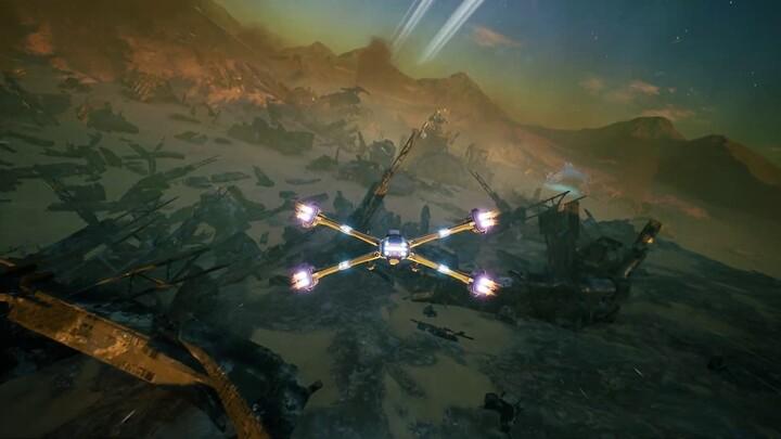 Aperçu des combats planétaires d'Everspace 2
