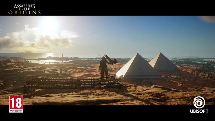 Un week-end gratuit pour Assassin's Creed Origins du 19 au 21 juin