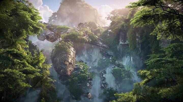 Présentation de Horizon: Forbidden West