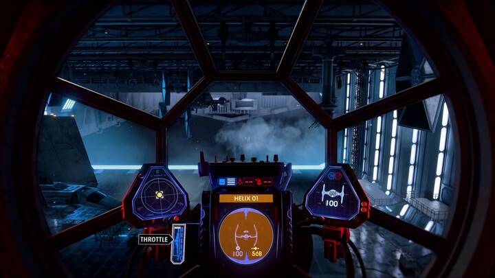 Star Wars: Squadrons illustre son gameplay (VOSTFR)