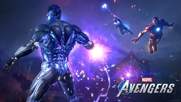 Marvel's Avengers illustre le gameplay de ses Missions de héros (Thor)