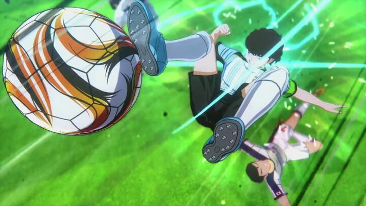 Aperçu de l'équipe d'Argentine dans Captain Tsubasa: Rise of New Champions