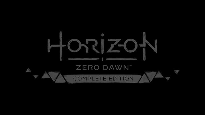 Horizon Zero Dawn Complete Edition se lancera sur PC le 7 août prochain