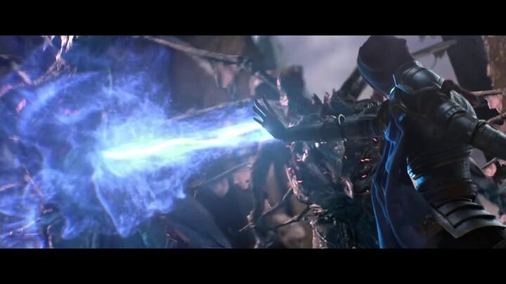 Cinématique de Kingdoms of Amalur: Re-Reckoning