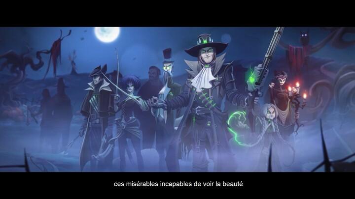 Nacon Connect 2020 - Rogue Lords détaille son histoire