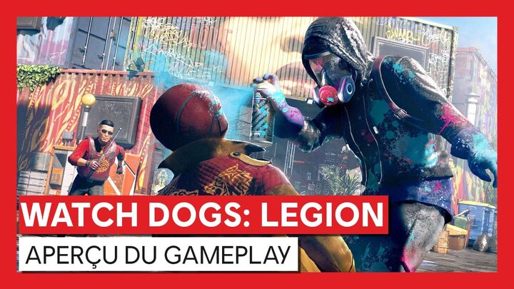 Ubisoft Forward - Aperçu du gameplay de Watch Dogs Legion