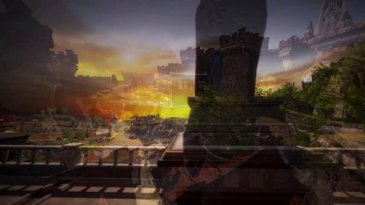 Aperçu des Plaines d'Ordon du MMORPG V4
