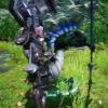 Aperçu de la classe de Warlord du MMORPG V4