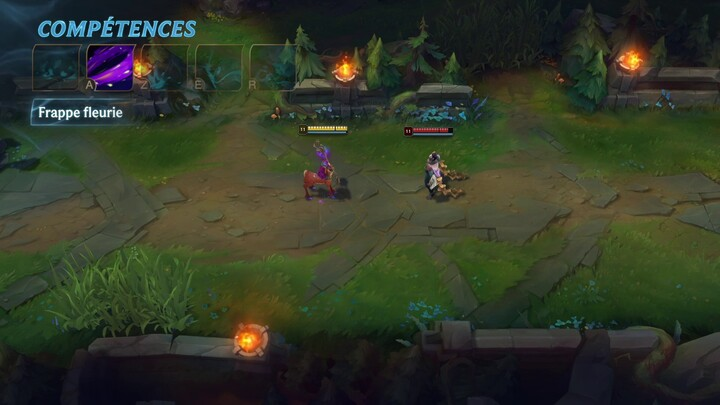 Focus sur le gameplay du champion de League of Legends Lillia