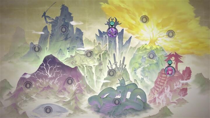"""Bande-annonce de l'événement """"Fleur spirituelle 2020"""" de League of Legends"""