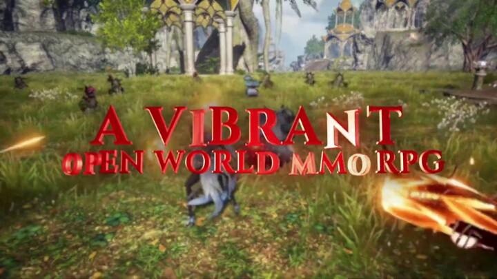 Bande-annonce de lancement du MMORPG V4