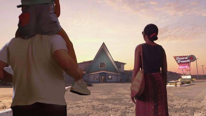 Xbox Games Showcase - As Dusk Falls se dévoile