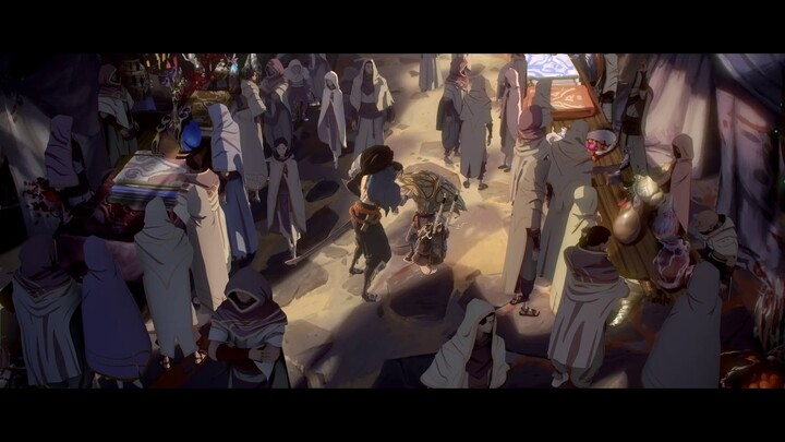 """Les """"Frères de la Lame pourpre"""", cinématique de la Fleur spirituelle 2020 de League of Legends"""