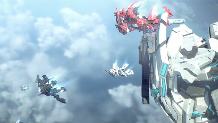 Aperçu de l'Episode 4 de Phantasy Star Online 2