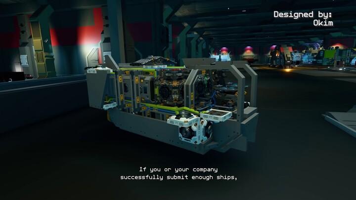 Aperçu de l'alpha du MMORPG de science-fiction Starbase (juillet 2020)
