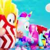 Le jeu de course d'obstacles Fall Guys disponible aujourd'hui sur PC et PlayStation 4