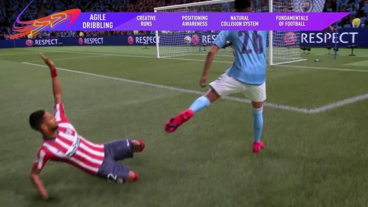 FIFA 21 présente son gameplay