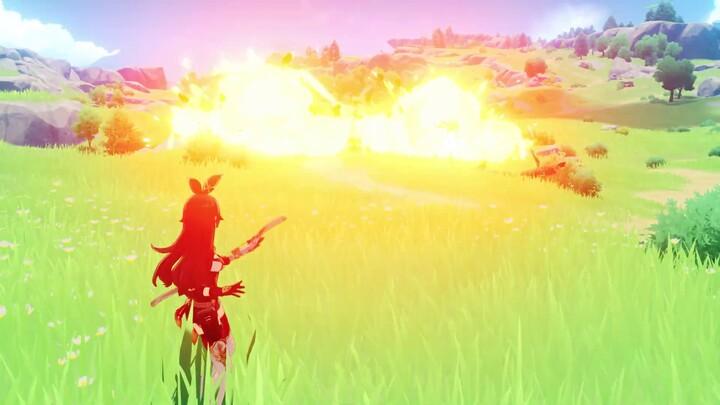 Genshin Impact s'annonce sur PlayStation 4 d'ici l'automne 2020